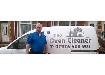 THE OVEN CLEANER