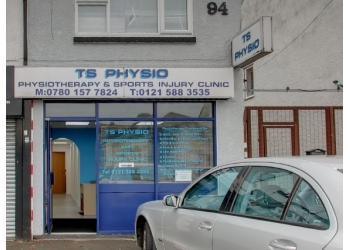 T.S Physio Physiotherapy & Sports Injury Clinic