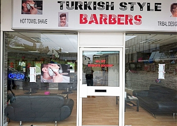 TURKISH Style BARBERS