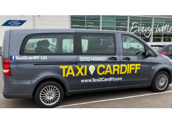 Taxi 2 Cardiff