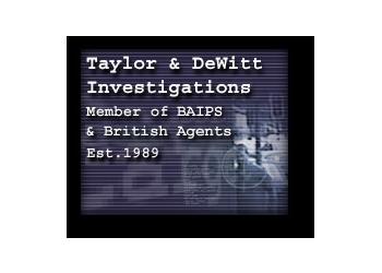 Taylor & De Witt Investigations