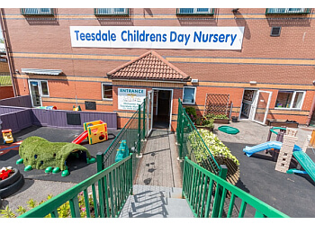 Teesdale Childrens Day Nursery