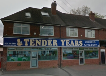 Tender Years Day Nursery