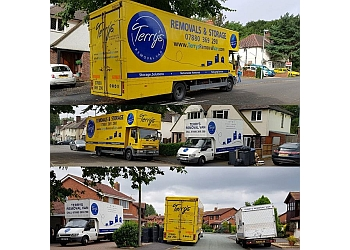 Terrys Removals and storage Ltd.