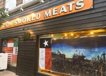 Texas Joe's Slow Smoked Meat
