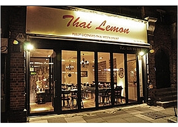 Thai Lemon restaurant