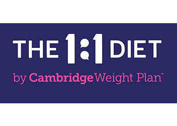 The 1:1 Diet by Cambridge Weight Plan with Hayley White