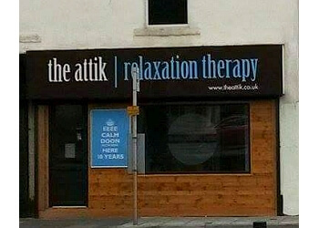 THE ATTIK | RELAXATION THERAPY