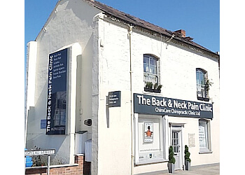The Back & Neck Pain Clinic Nantwich