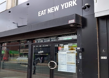 Eat New York The Bagel Shop