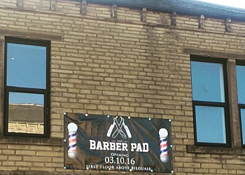 The Barber Pad