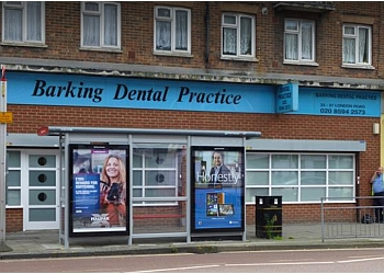 The Barking Dental practice