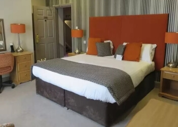 Belmont Hotel Leicester Room Service