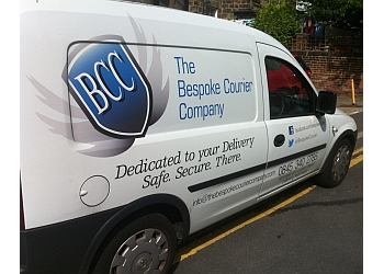 THE BESPOKE COURIER CO.
