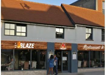 The Blaze Restaurant and Bar