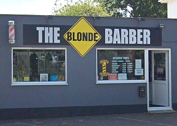 The Blonde Barber