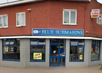 The Blue Submarine