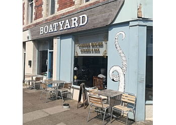 The Boatyard Cafe Cullercoats