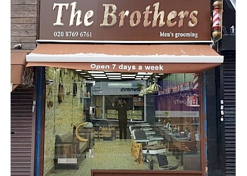 The Brothers barbers