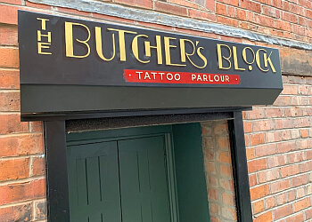 The Butcher's Block Tattoo Parlour
