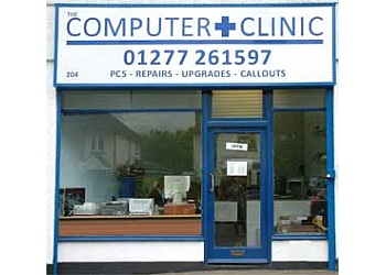 The Computer Clinic Hutton