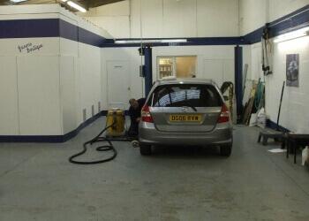 Car Scratch Repair St Helens