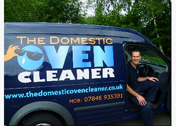The Domestic Oven Cleaner