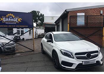 The Garage Wolverhampton