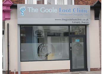 The Goole Foot Clinic podiatry and Chiropody Care