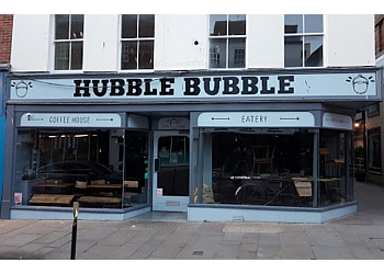 The Hubble Bubble Coffee House