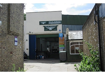 The Jag Workshop