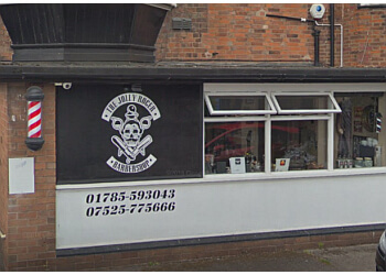 The Jolly Roger Barbershop