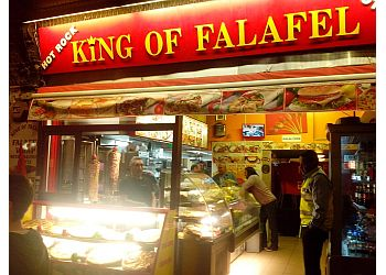 The King of Falafel