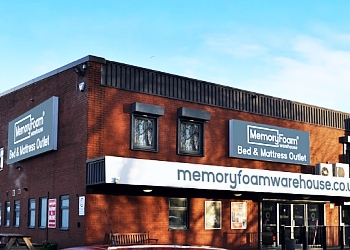 The MEMORY FOAM WAREHOUSE