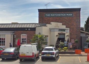 The Matchstick Man