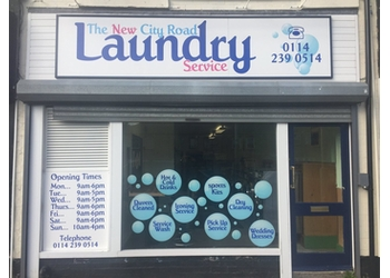 The New City Road Laundry Service