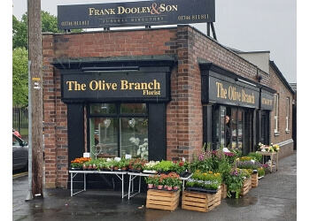 The Olive Branch florist