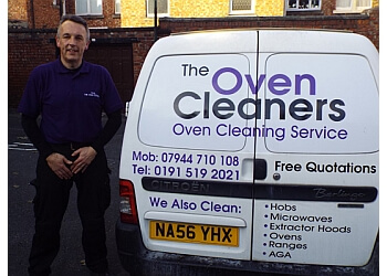 The Oven Cleaners