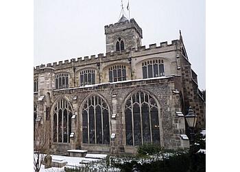 The Parish Church of St Thomas and St Edmund's