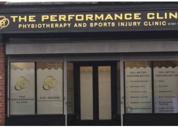 The Performance Clinic Sports Injury Clinic