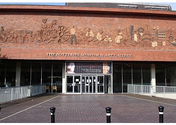 The Potteries Museum & Art Gallery