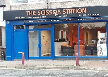 The Scissor Station