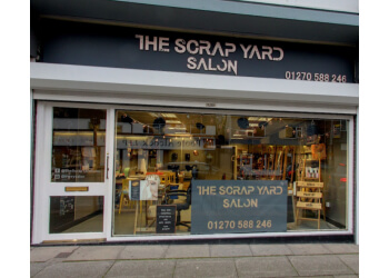 The Scrapyard Salon