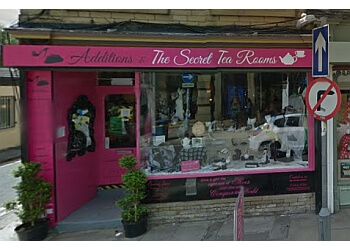 The Secret Tea Rooms