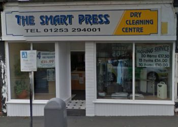 The Smart Press Dry Cleaners