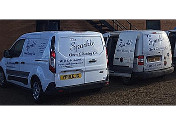 The Sparkle Oven Cleaning Co.