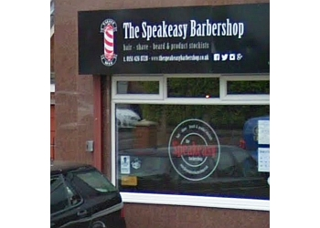 The Speakeasy Barbershop