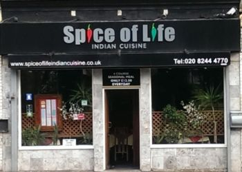 The Spice Of Life Indian Cuisine