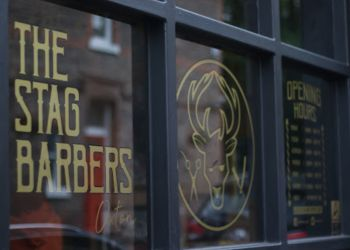 The Stag Barbers Oxton