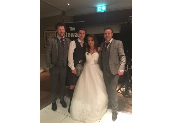The Stewart Reid Wedding Band